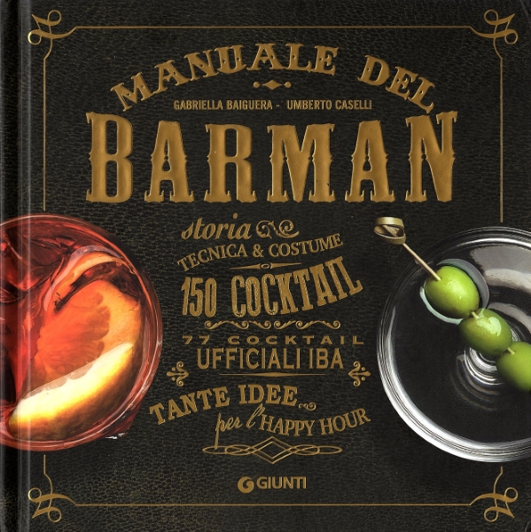 manual del barman